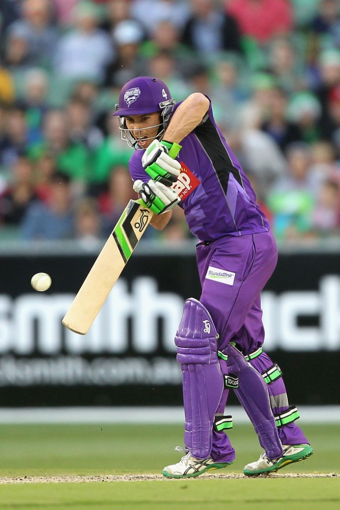 Wells struck four boundaries and a six during his superb innings of 68