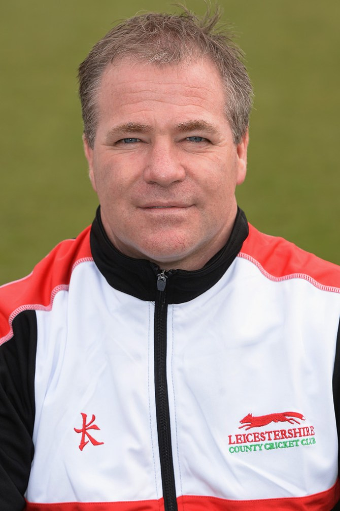 """""""We would like to thank Phil for his fantastic service to Leicestershire over the last 31 years"""""""