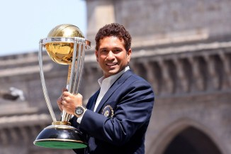 """""""I am delighted and honoured to be appointed ICC Cricket World Cup Ambassador for the second successive time"""""""