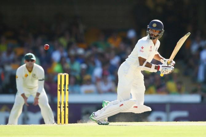 Dhawan managed to score 81 runs despite being hit on the wrist
