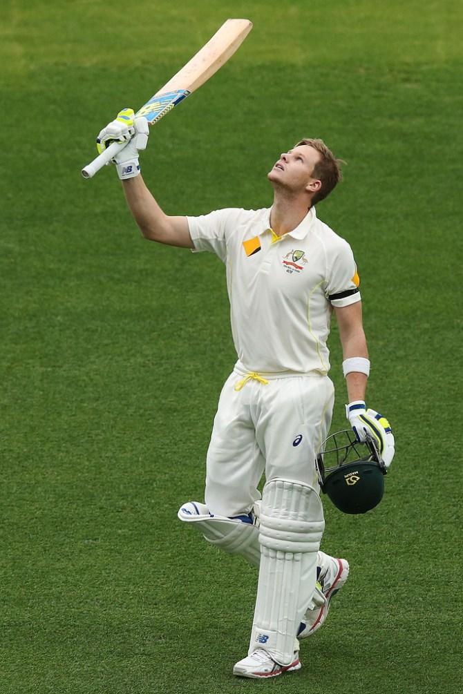 Smith will become Australia's 45th Test captain