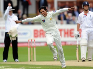Amir's last competitive cricket match came in August 2010