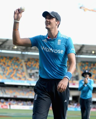 Finn finished with a career-best 5-33 off eight overs