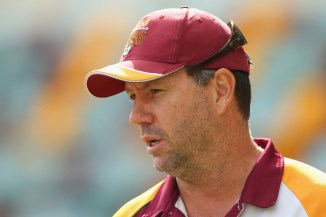 """That is not a decision that I have taken lightly but one that will hopefully produce the desired results for Queensland in the future"""