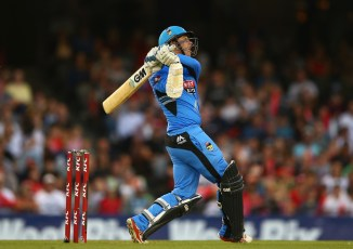 Head walloped seven boundaries and four sixes during his knock of 71