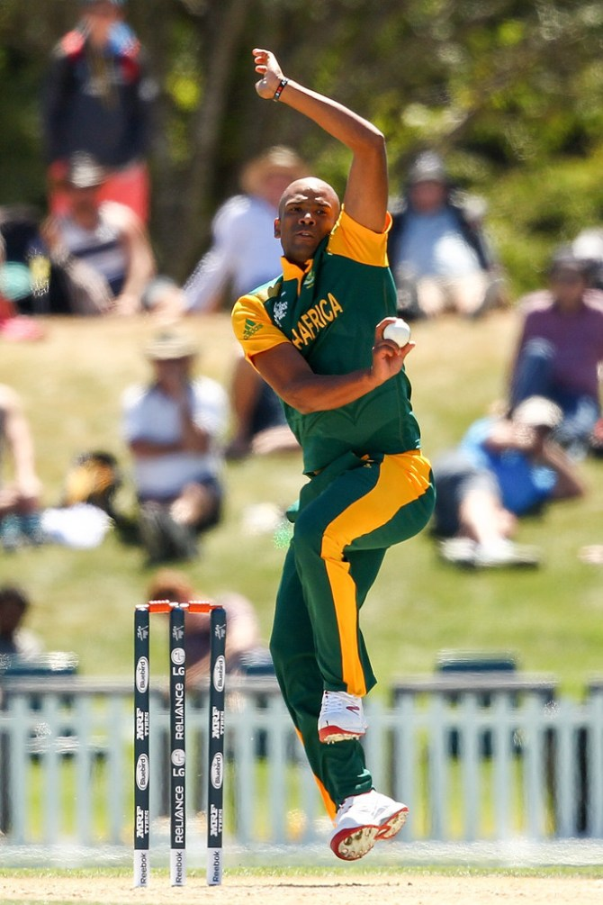 Philander was off the field for a majority of the game