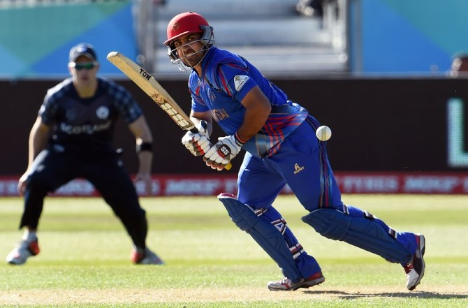Shenwari was named Man of the Match for his career-best knock of 96