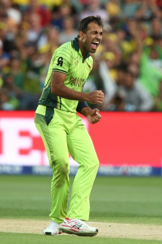 """What I saw of him (Wahab) against Australia convinces me that he's got it in him to make it big as a leader"""