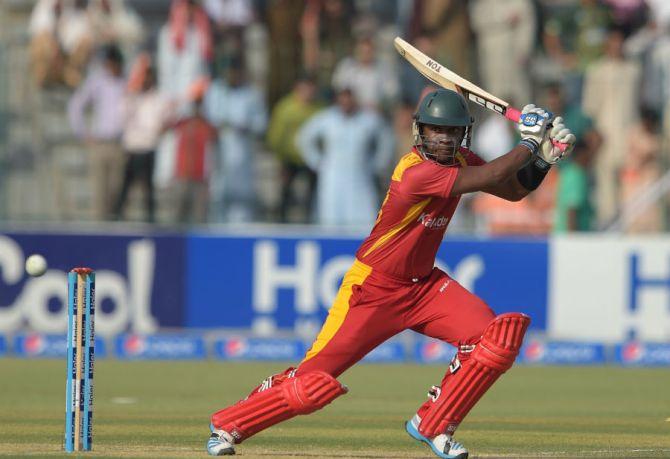 Chibhbha fell one agonising run short of his maiden ODI century