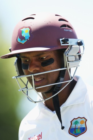 Chanderpaul will not feature in the first Test against Australia