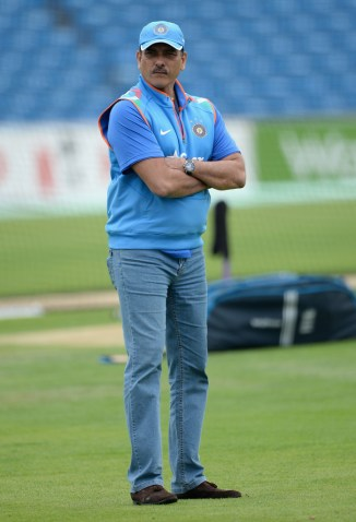Shastri will coach India during their upcoming tour of Bangladesh