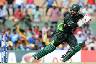 Hafeez excelled with both the bat and ball