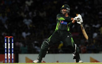 Ali smashed three boundaries and four sixes during his match-winning knock of 46