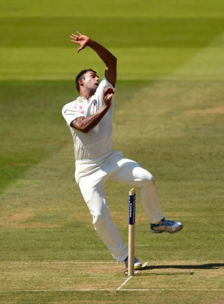 Binny is likely to play the second Test