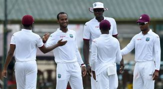Brathwaite finished with career-best figures of 6-29 off 11.3 overs