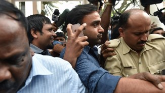 Mishra was released on bail
