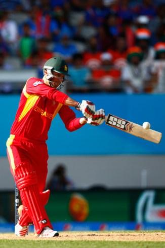 Ervine scored his second ODI century