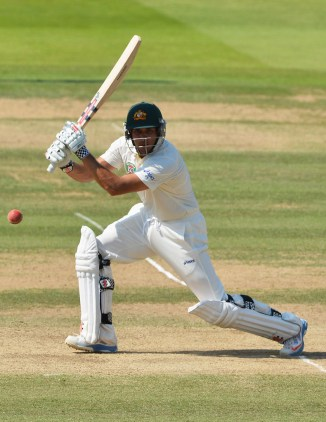 Khawaja's last Test for Australia came against England in August 2013