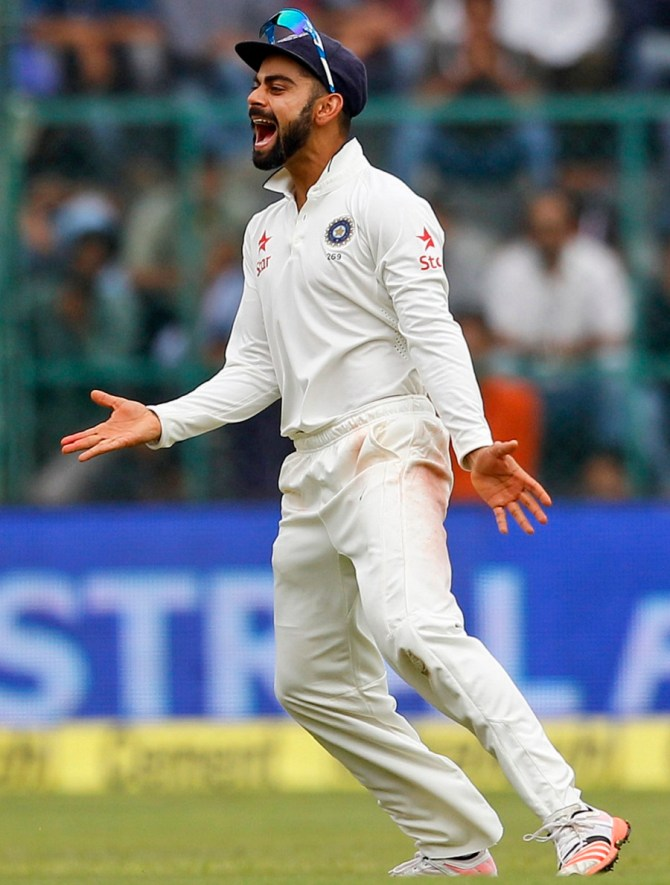 Kohli will have plenty of players to choose from for the last two Test matches