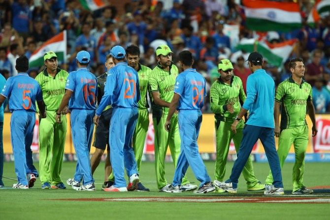 The India-Pakistan series is likely to be held in Sri Lanka or Bangladesh