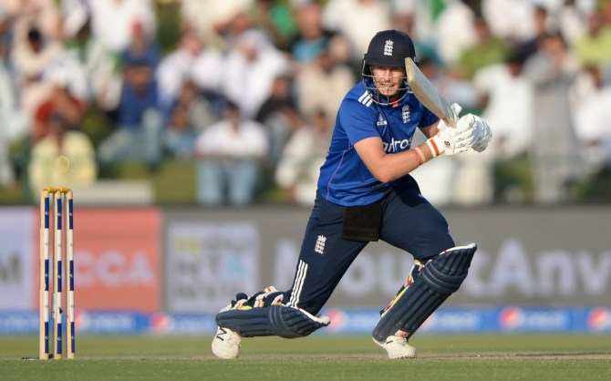 Root's superb form with the bat continued