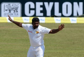 Herath was allegedly approached by the man linked to the bookie