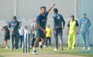 Shah is not allowed to participate in any international matches
