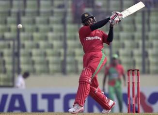 Sibanda has not played for Zimbabwe since July 2015
