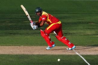 Chibhabha starred with both the bat and ball