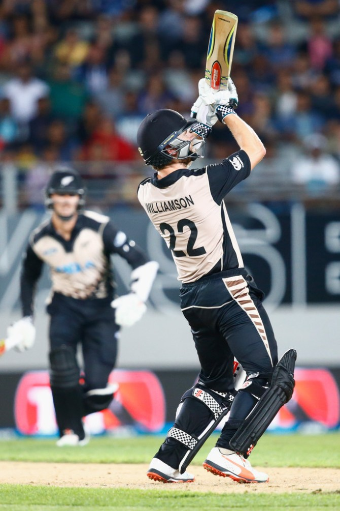 Williamson made a gutsy 70
