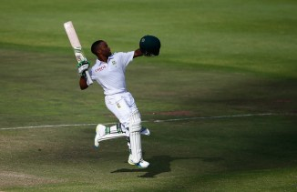 Bavuma is ecstatic after scoring his maiden Test century