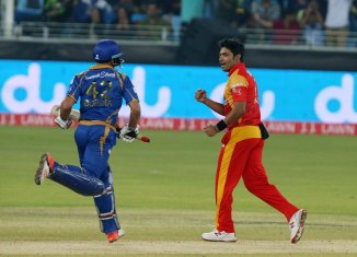 Sami has not played a Twenty20 International since May last year