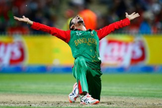 Hossain will represent Bangladesh at the World T20