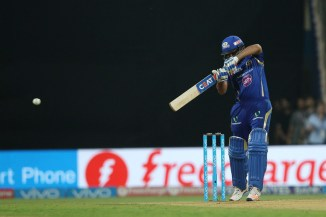 Sharma was named Man of the Match for his unbeaten 68