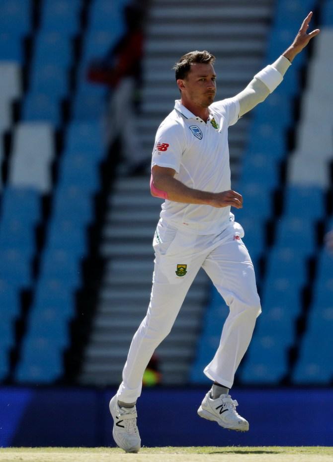 Steyn registered his 26th five-wicket haul in Tests