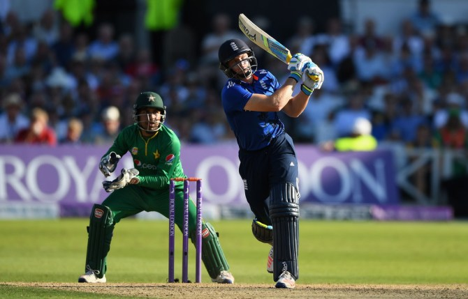 Buttler made the fastest ODI fifty by an England player