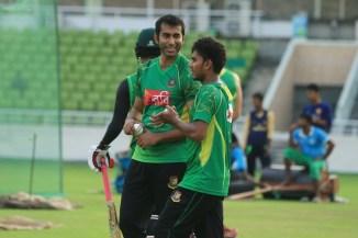 Mosharraf last played ODI cricket in March 2008
