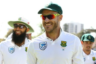 South Africa have excelled under Du Plessis' leadership