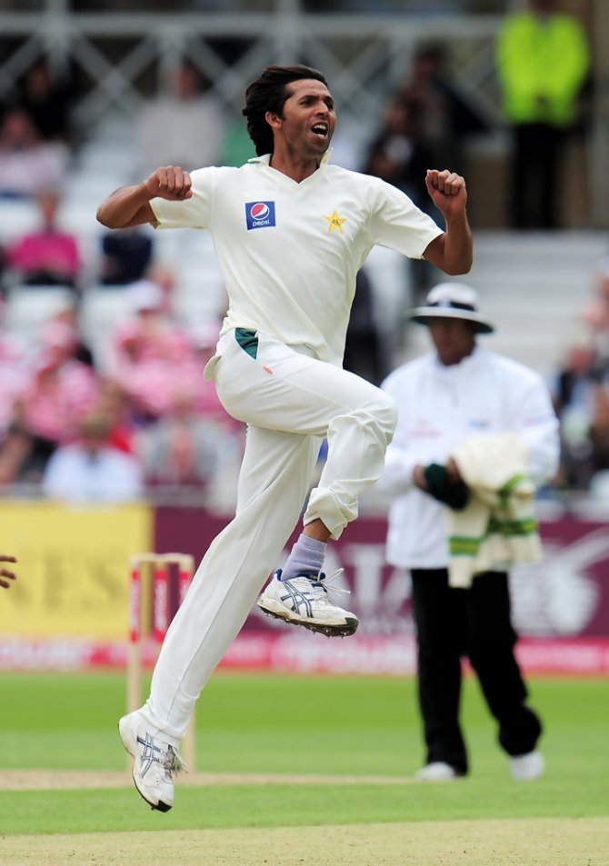 Pakistan seamer Mohammad Asif said he started practising one or two months before every season