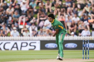 Mohammad Irfan was struck on the head while playing for the Rajshahi Royals in the Bangladesh Premier League BPL Pakistan cricket