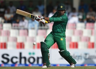Pakistan batsman Sharjeel Khan said he's a naturally aggressive big-hitter