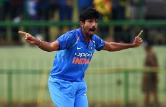 Jasprit Bumrah India cricket