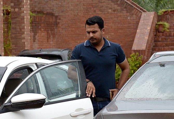 Sharjeel Khan Pakistan cricket