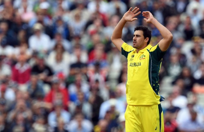 Mitchell Starc - Australia cricket