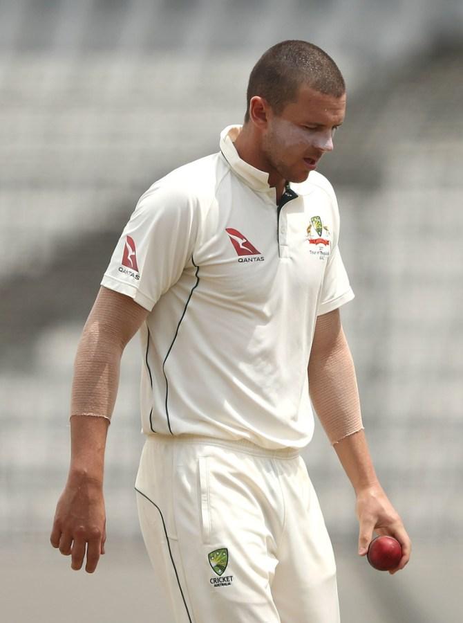 Josh Hazlewood Australia cricket