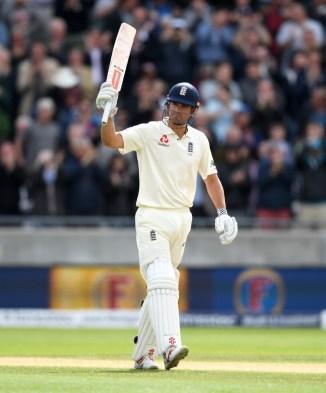 Alastair Cook - England cricket