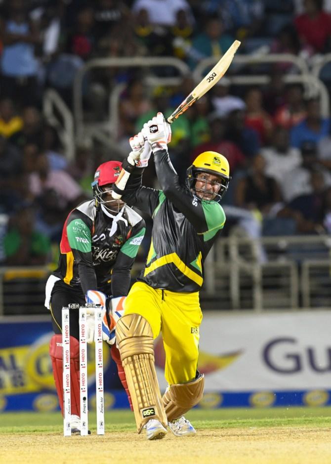 Kumar Sangakkara 69 Jamaica Tallawahs CPL cricket