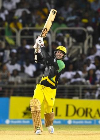 Kumar Sangakkara Jamaica Tallawahs CPL cricket