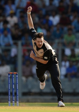 Mitchell McClenaghan New Zealand cricket