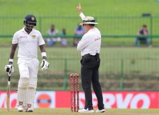 Angelo Mathews Sri Lanka Pakistan cricket